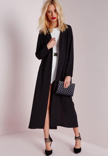 long-sleeve-maxi-duster-coat-black