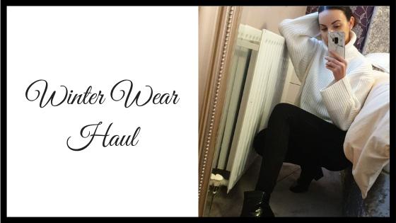 Winter Wear Haul
